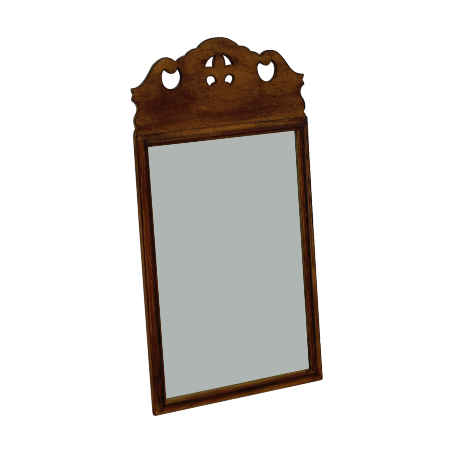 buy Kling Factories Oak Wood Framed Mirror Kling Factories