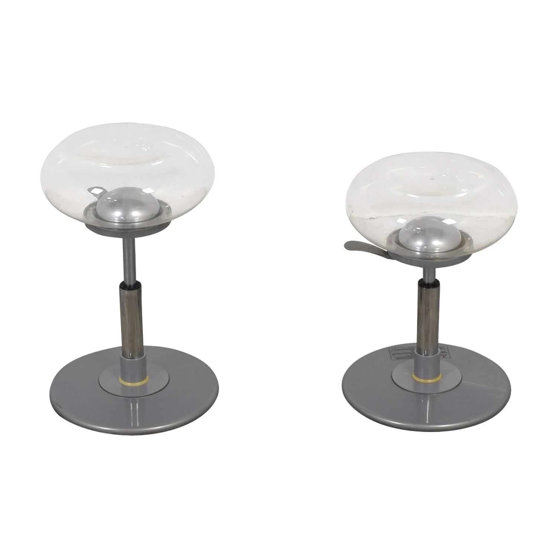 Archirivolto Design Archirivolto Design Delight Mambo Stools Silver