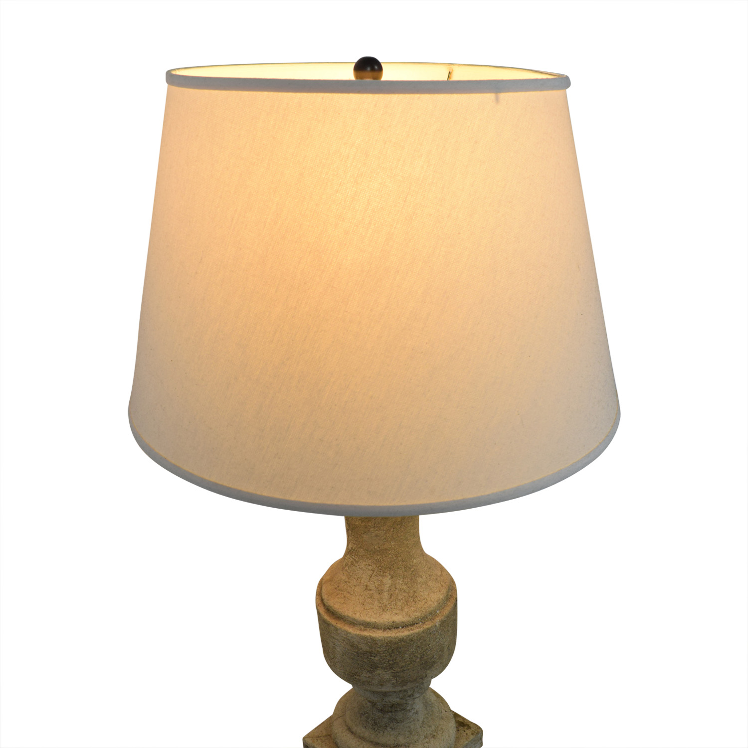 shop Stone Table Lamp