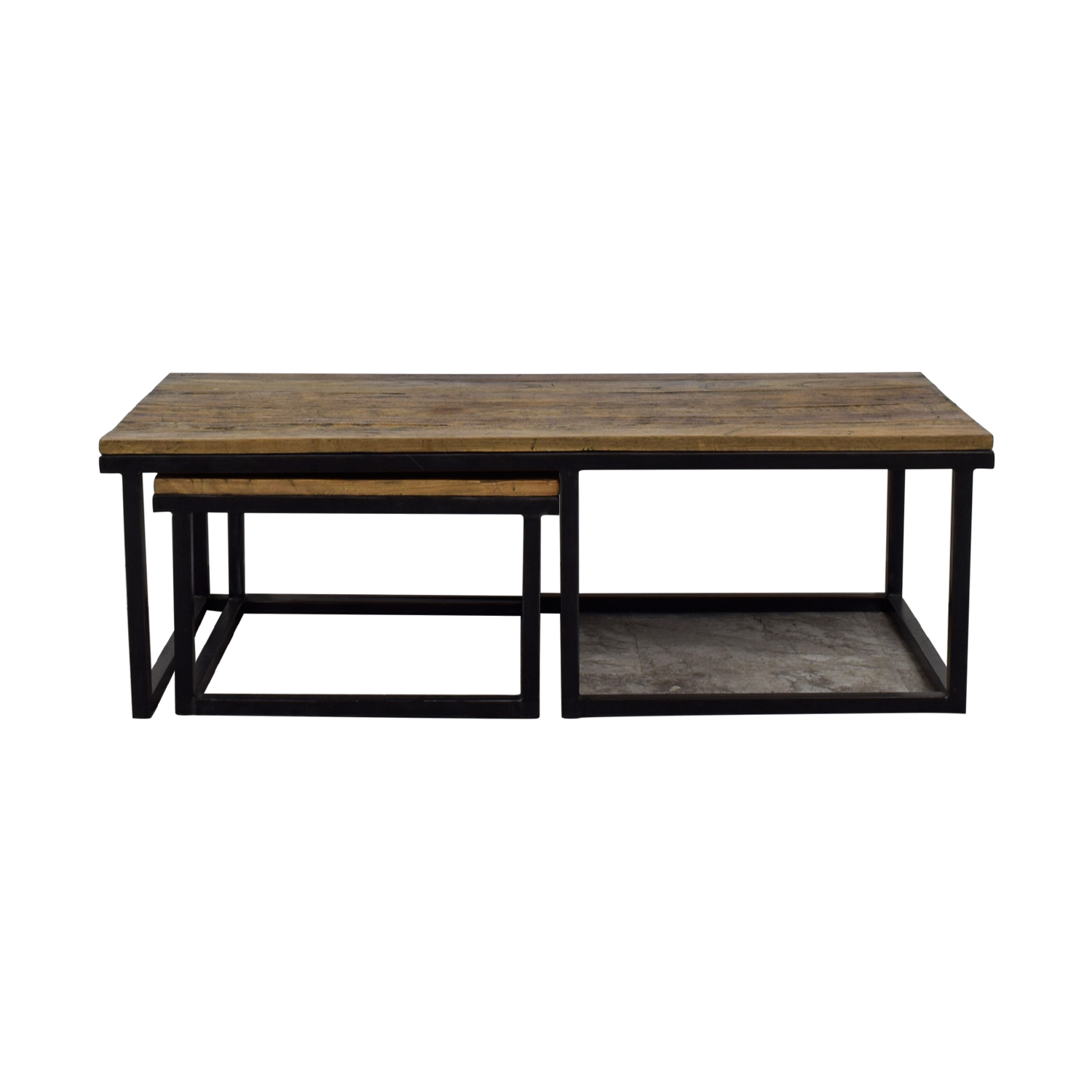 ABC Carpet and Home Nesting Coffee Table Set sale