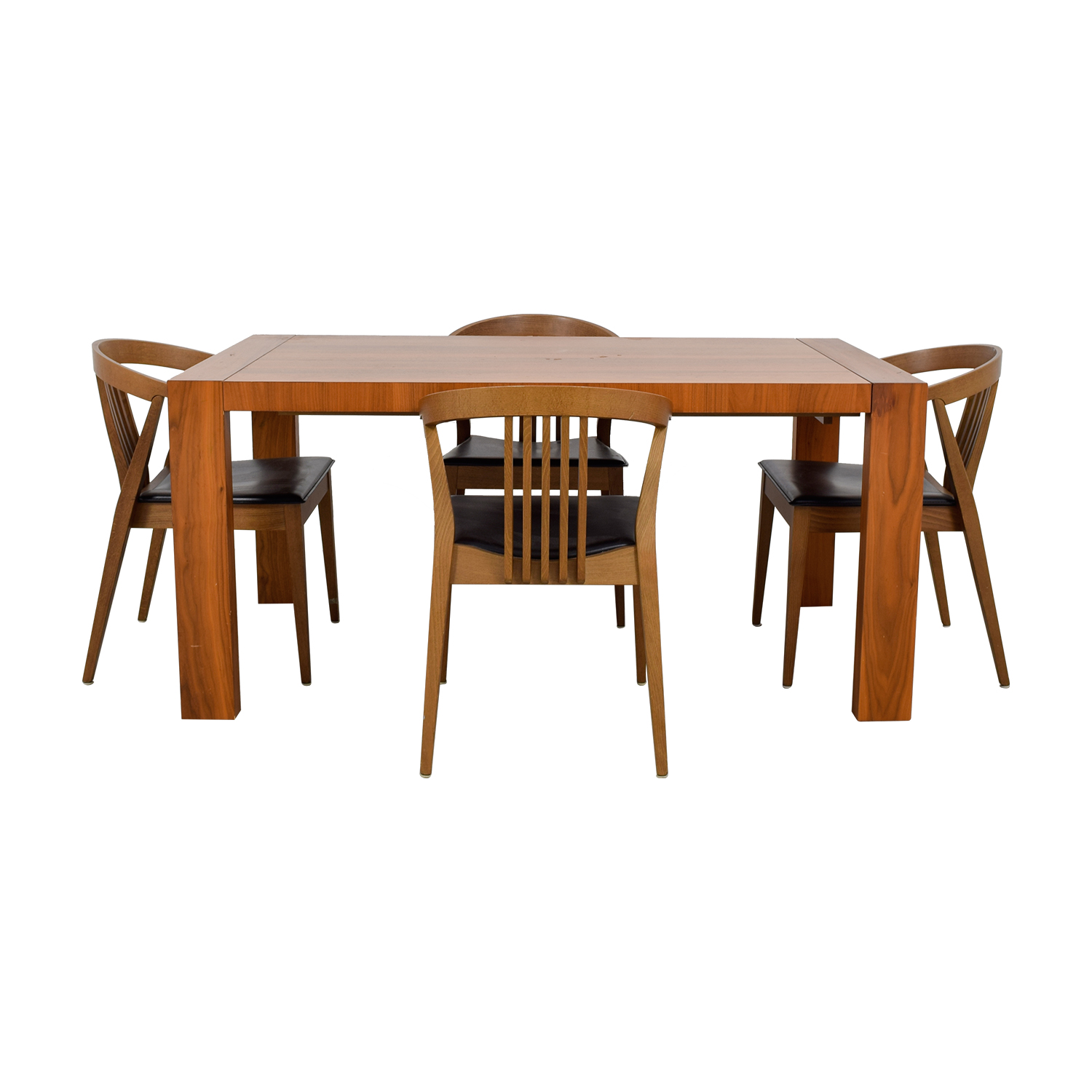 buy Calligaris Calligaris Extendable Wood Dining Set online