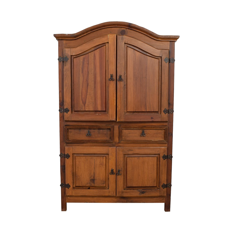 buy ABC Carpet & Home ABC Carpet & Home Wood TV Armoire online