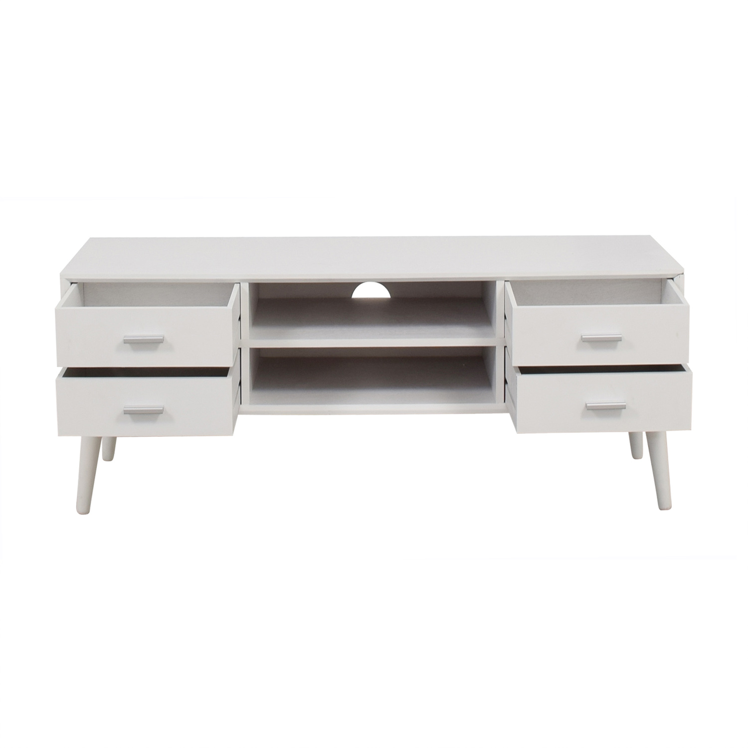 Corrigan Studio Corrigan Studio White Media Console on sale