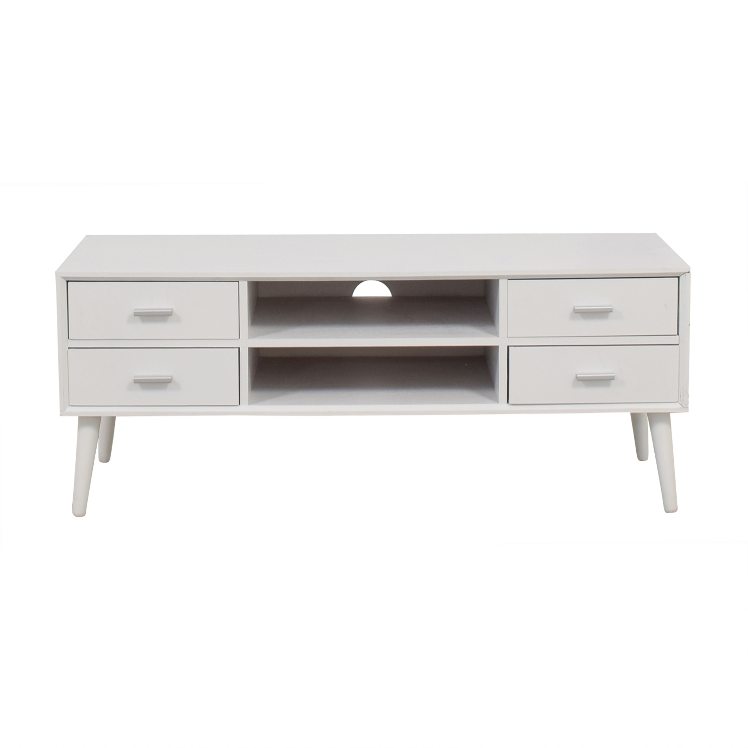 Corrigan Studio Corrigan Studio White Media Console nj