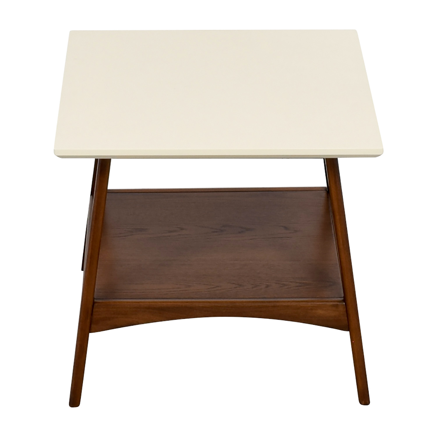 Madison Park Madison Park Erin White and Wood End Table nyc