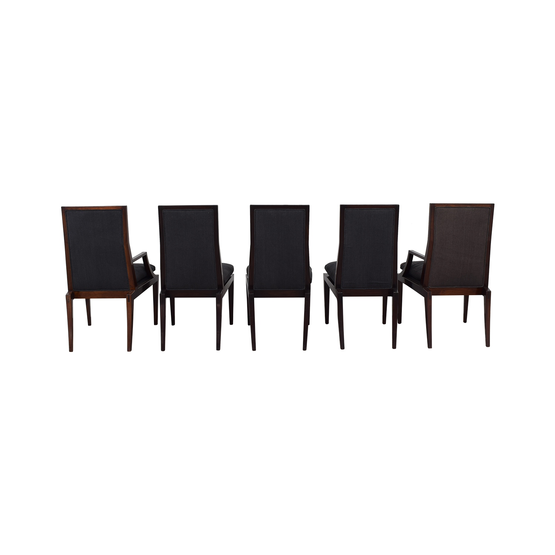 Robert Lighton Grey Dining Chairs / Chairs