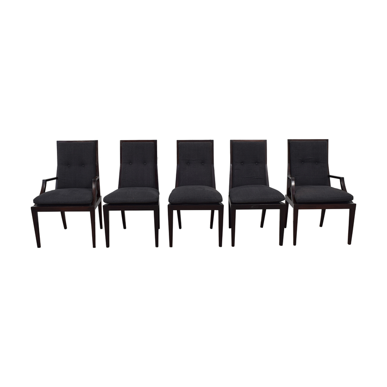 buy Robert Lighton Grey Dining Chairs Robert Lighton Chairs
