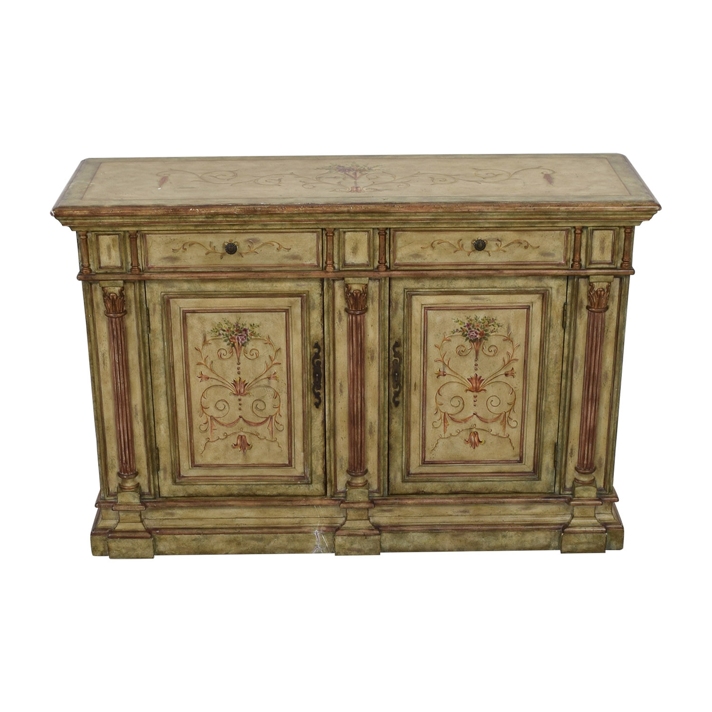 Ordinaire ... Buy Hooker Furniture Seven Seas Creme Scroll Painted Sideboard Hooker  Furniture Storage ...