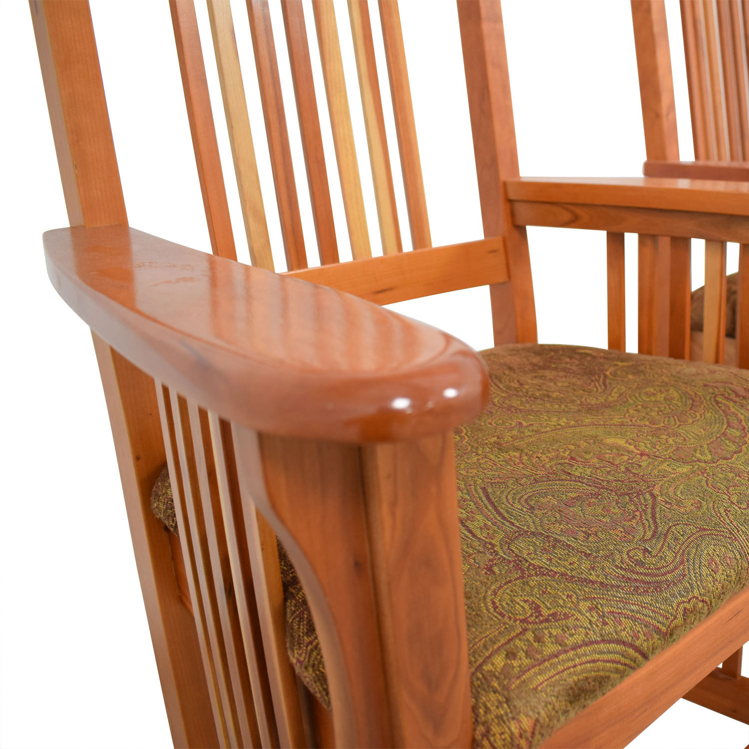 ... Arhaus Furniture Mission Style Dining Chairs / Dining Chairs ...