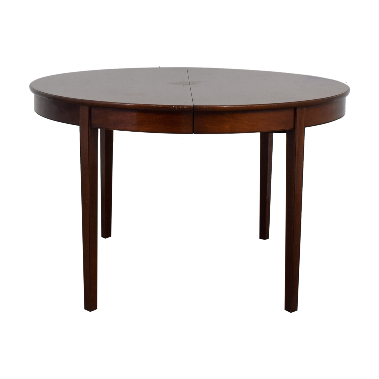 Jacob Kjaer Wyeth Round Extendable Dining Table / Dinner Tables