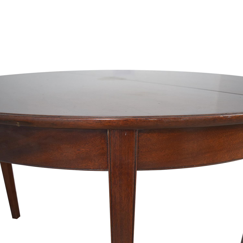 Round Expandable Dining Tables Atcsagacity Com