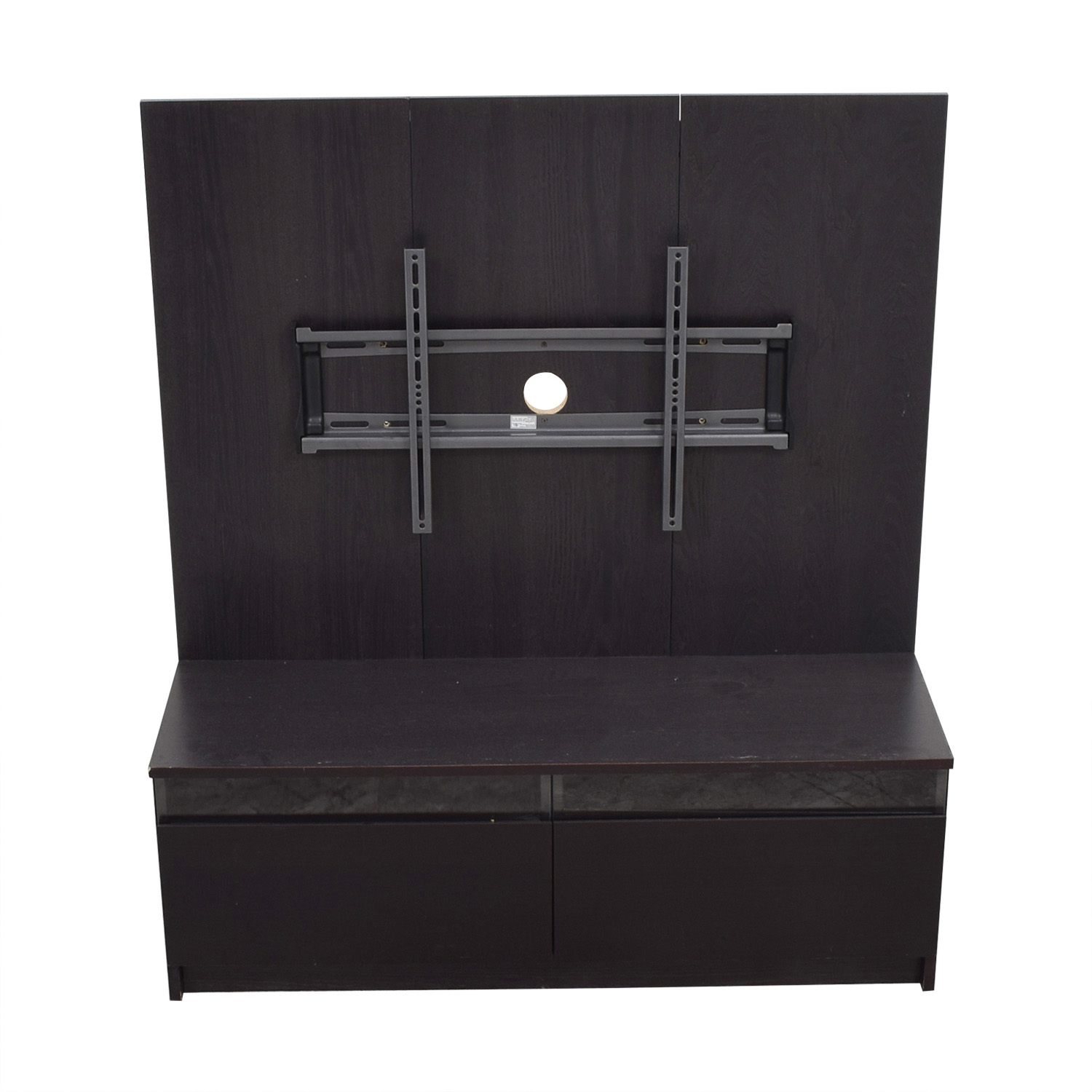 shop  Two-Drawer with Back Panel TV Cabinet online
