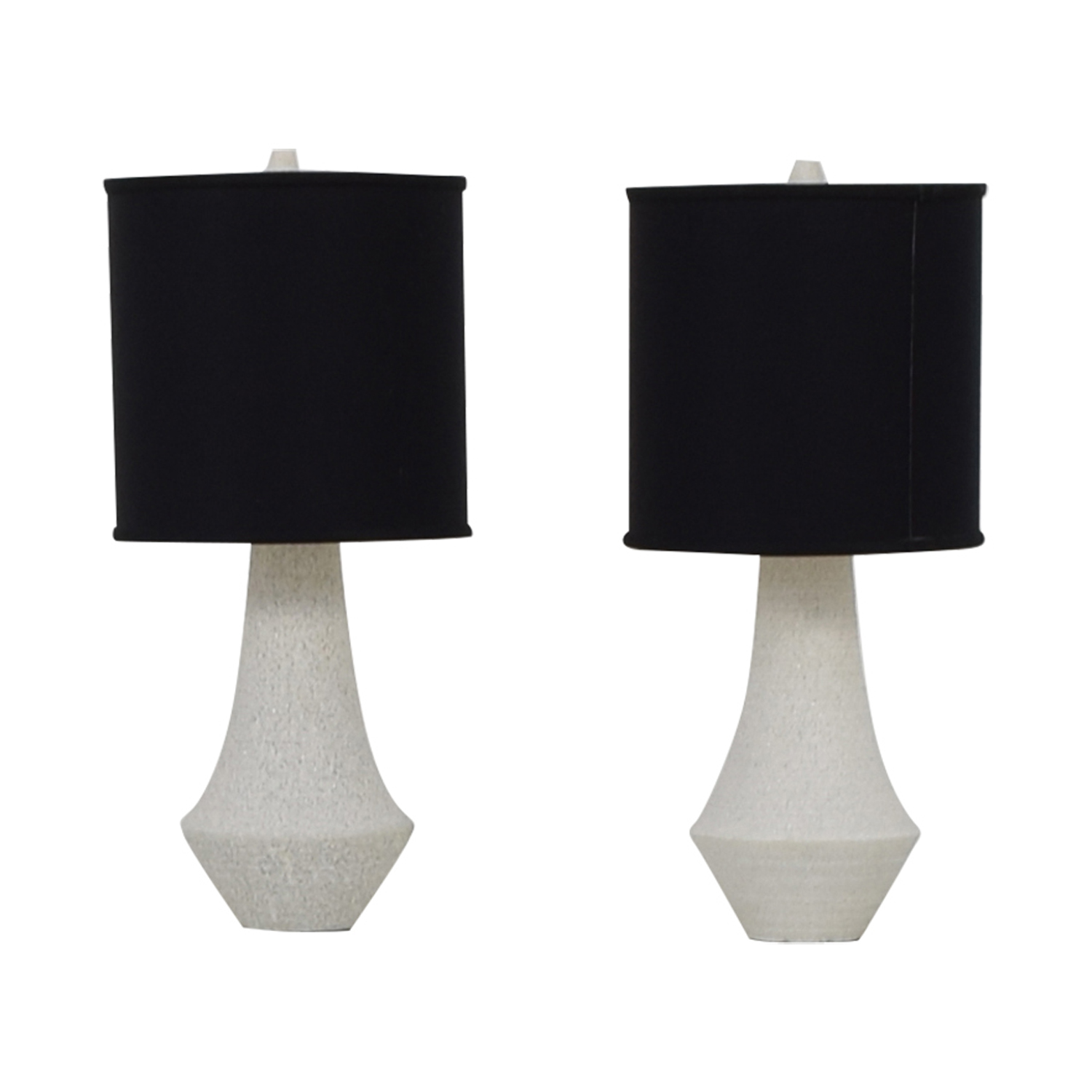 Serena & Lily Serena & Lily White & Black Table Lamp price