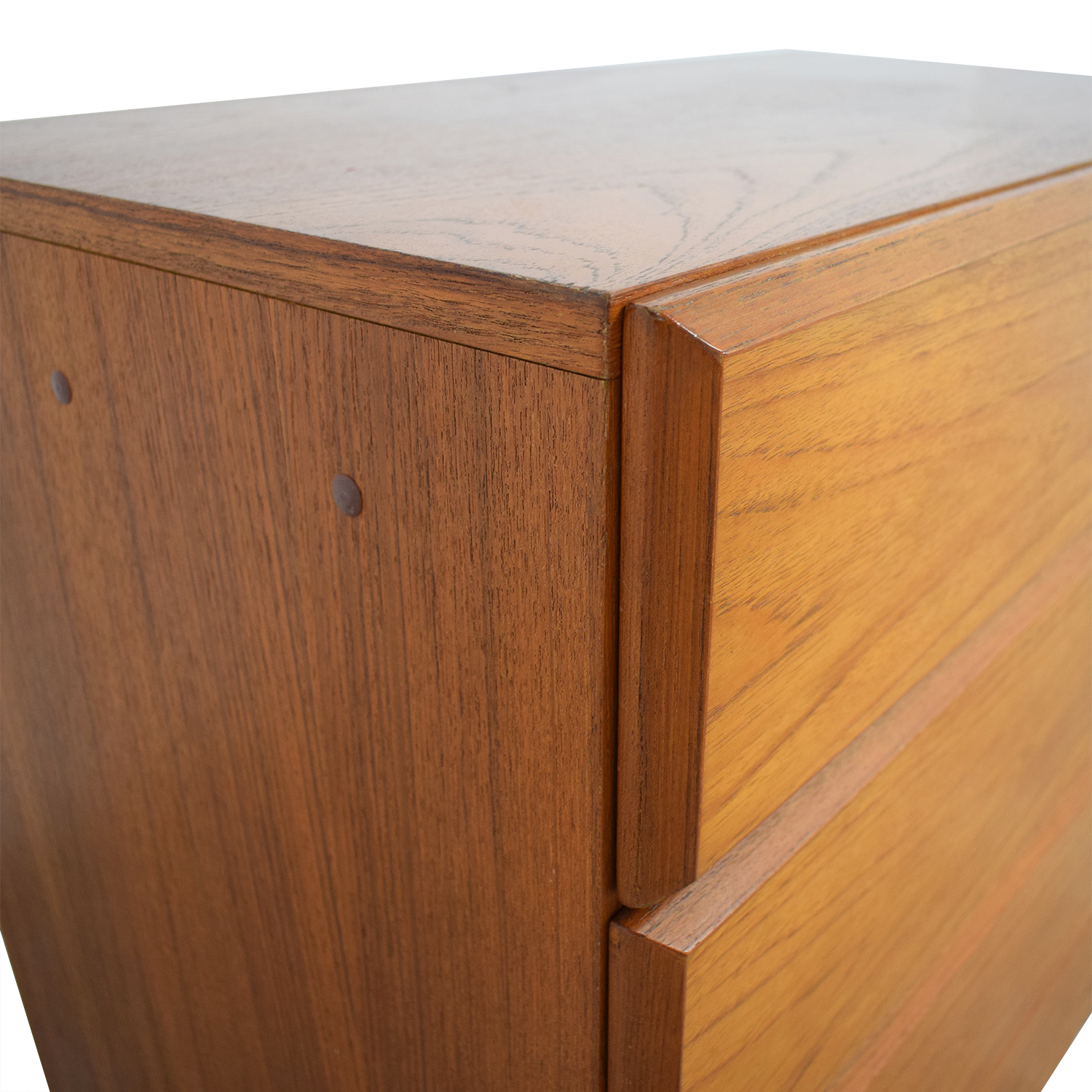Dixie Furniture Company Dixie Furniture Danish Scova Four-Drawer Chest of Drawers nyc