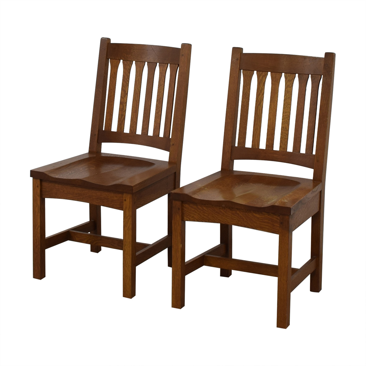 buy Stickley Audi & Co Handcrafted Wooden Chairs Stickley Audi & Co Dining Chairs