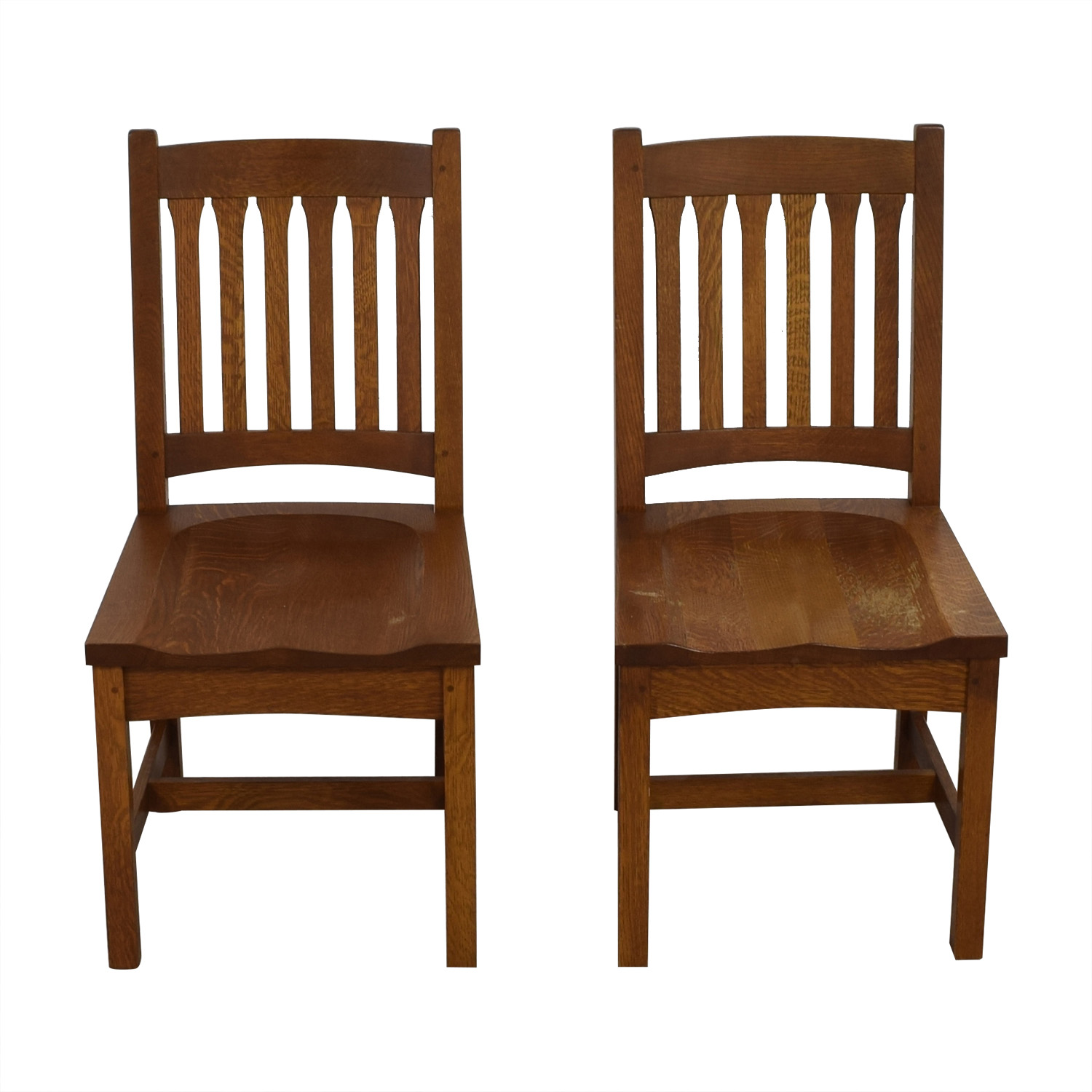 Stickley Audi & Co Stickley Audi & Co Handcrafted Wooden Chairs dimensions