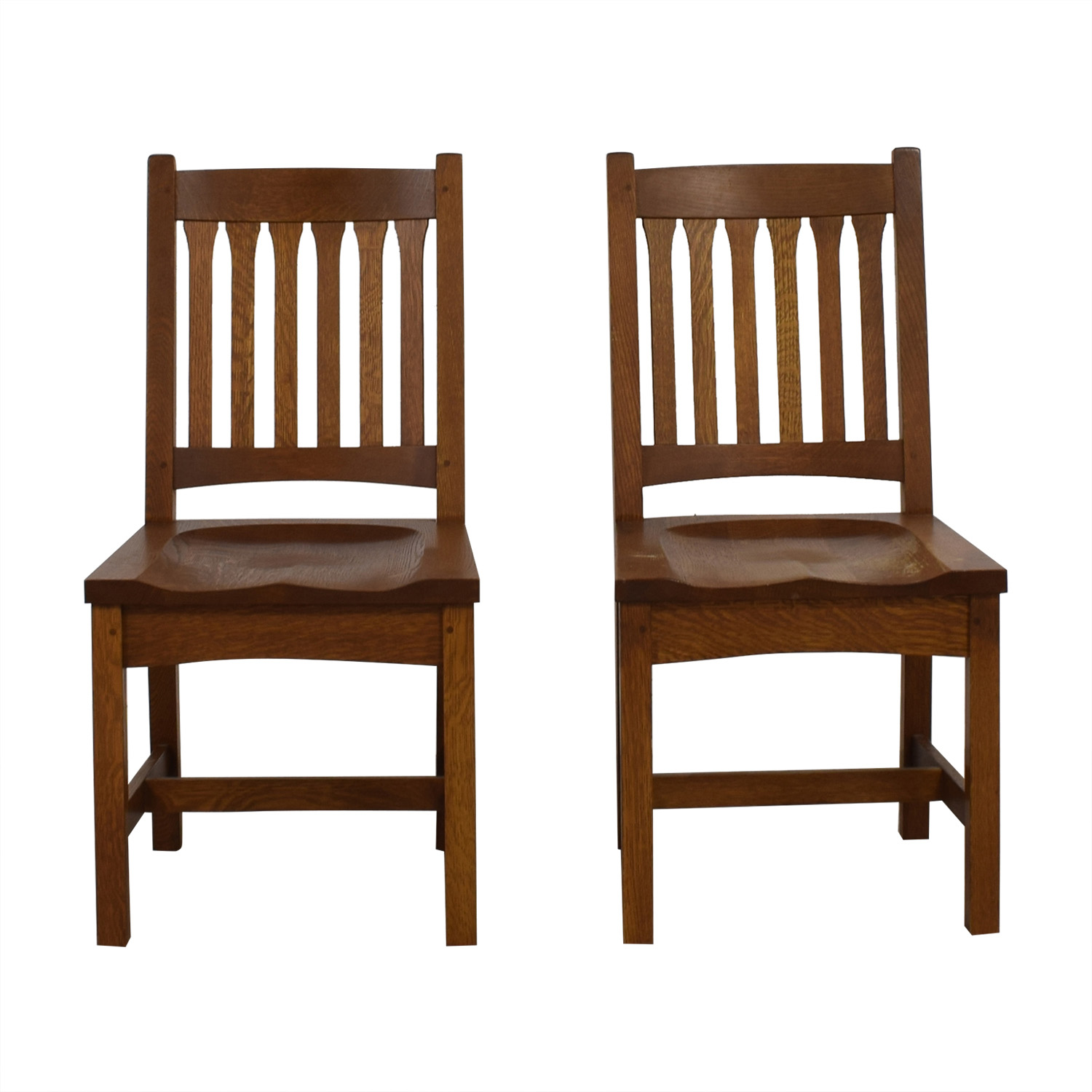 Stickley Audi & Co Stickley Audi & Co Handcrafted Wooden Chairs discount