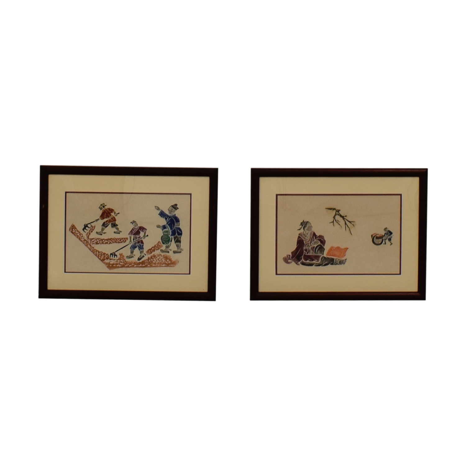 shop Original Paper and Ink Chinese Framed Prints
