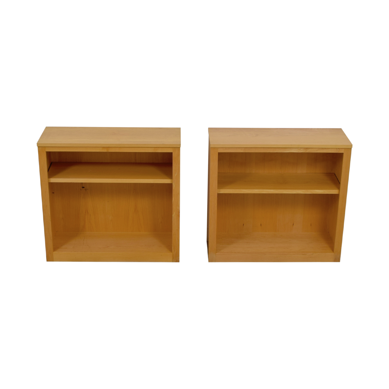 Room & Board Woodwind Bookshelves / Sofas