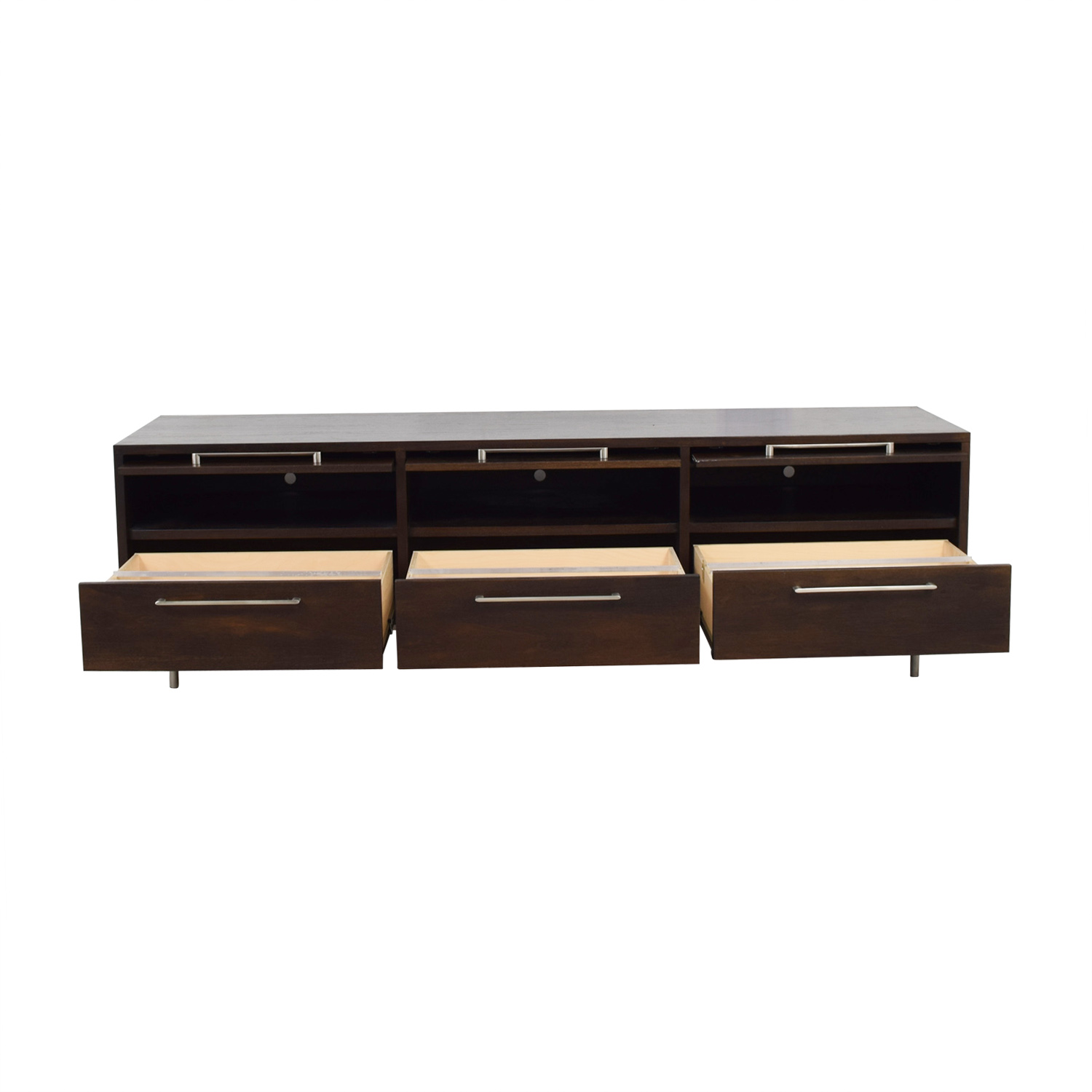 Room & Board Room & Board Zurich Three-Drawer Media Console used