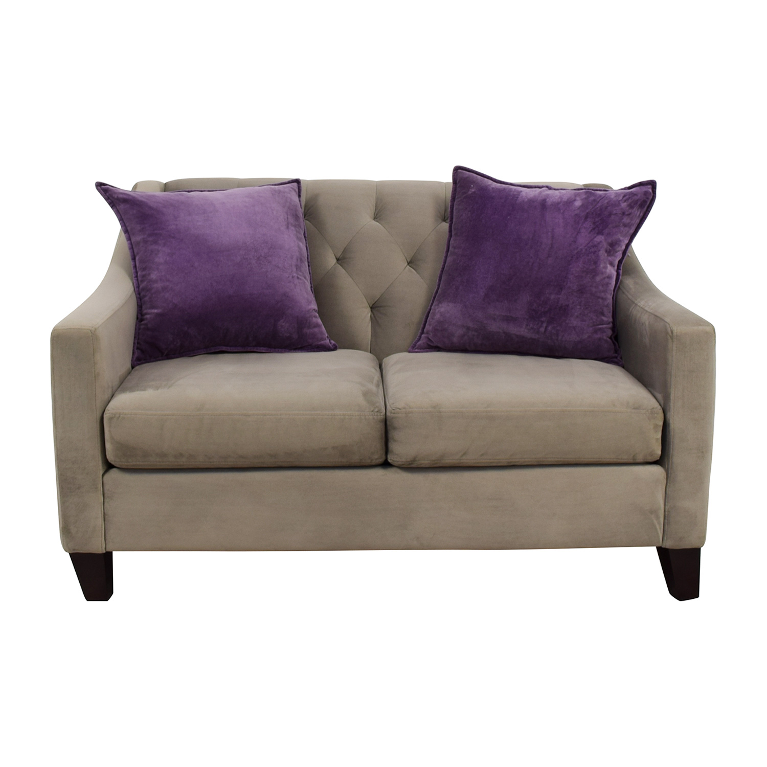 buy Better By Design Grey Two-Cushion Loveseat Better By Design
