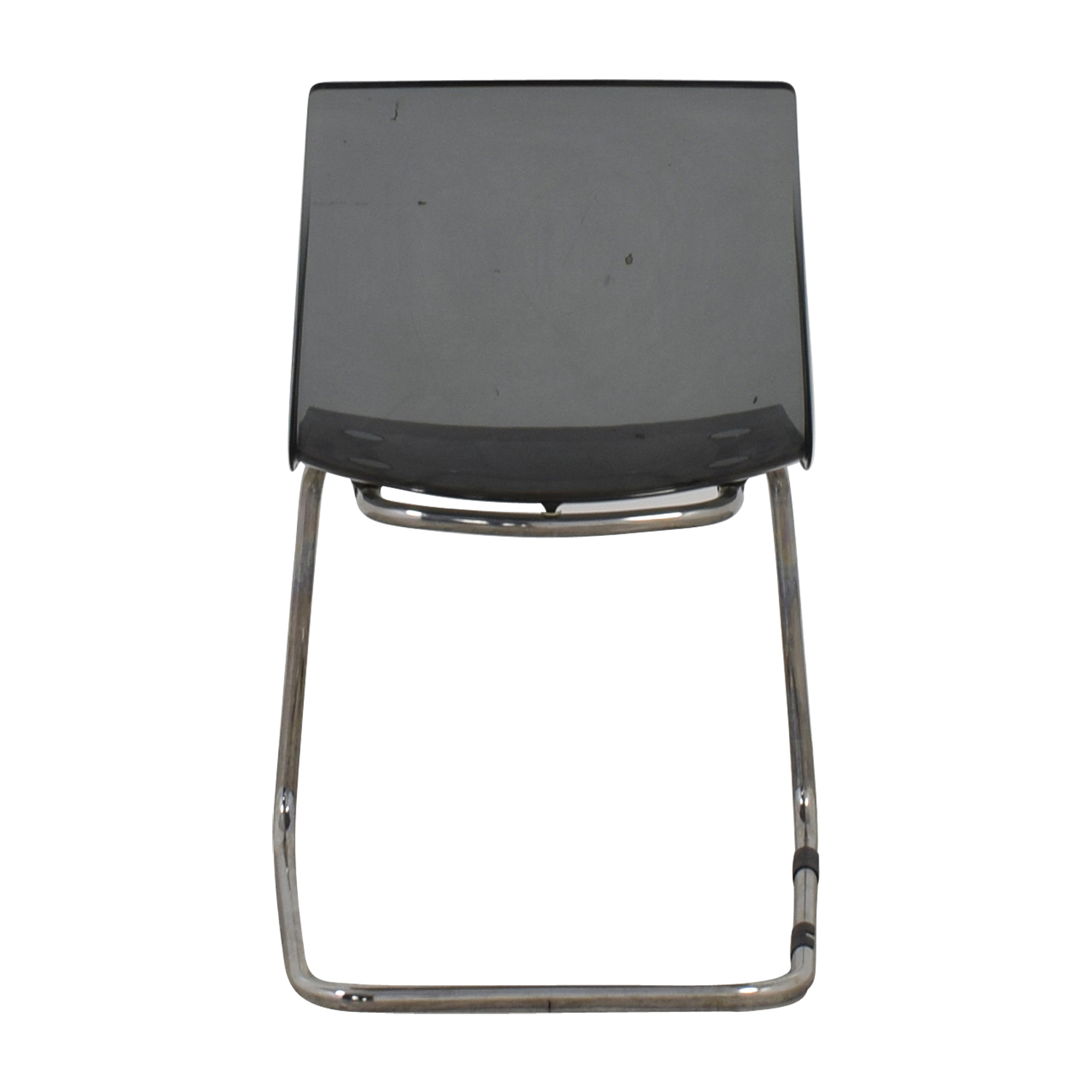 IKEA IKEA Tobias Sheer Black Chair Dining Chairs