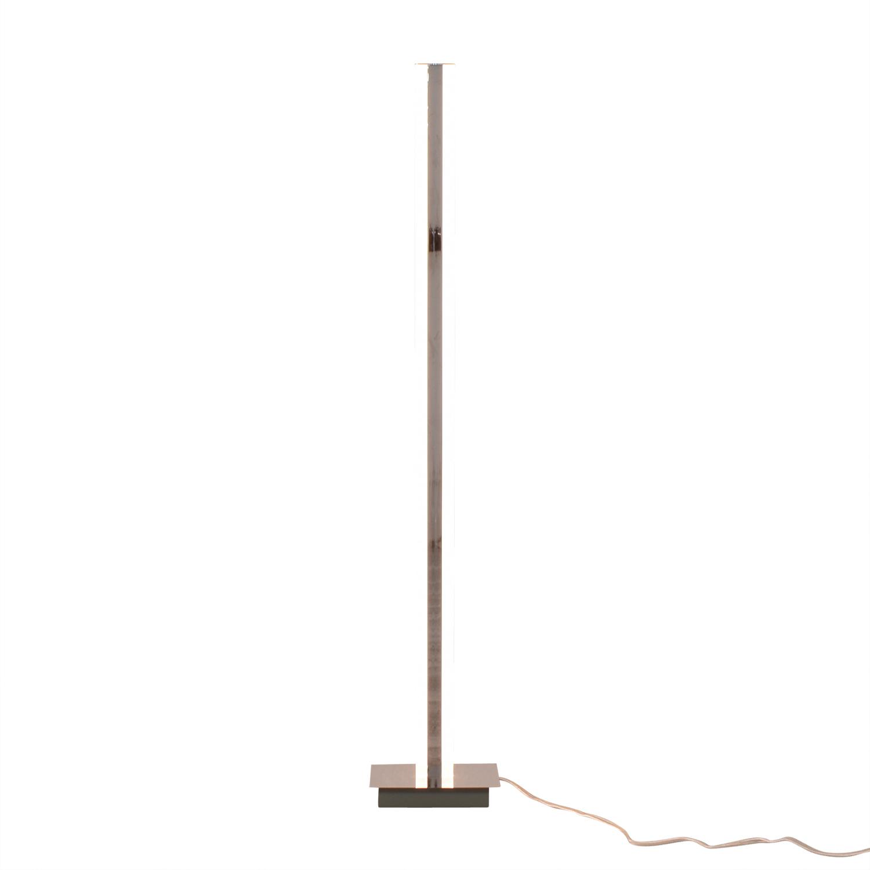 buy Possini Euro Possini Euro Pierce Chrome LED Tower Floor Lamp online