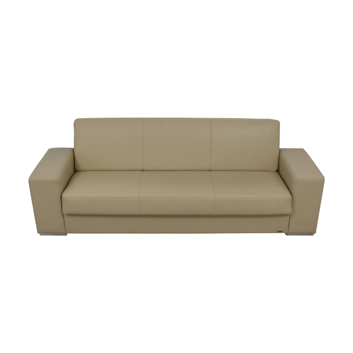 buy Istikbal Cream Convertible Sofa Istikbal