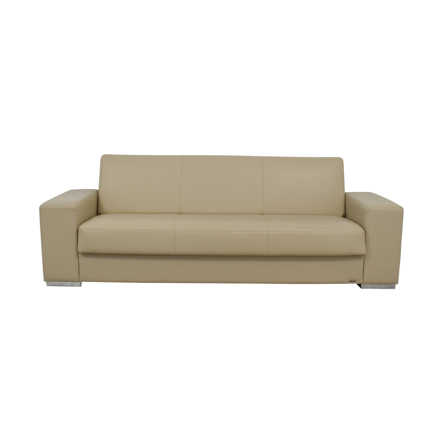 shop Istikbal Istikbal Cream Convertible Sofa online