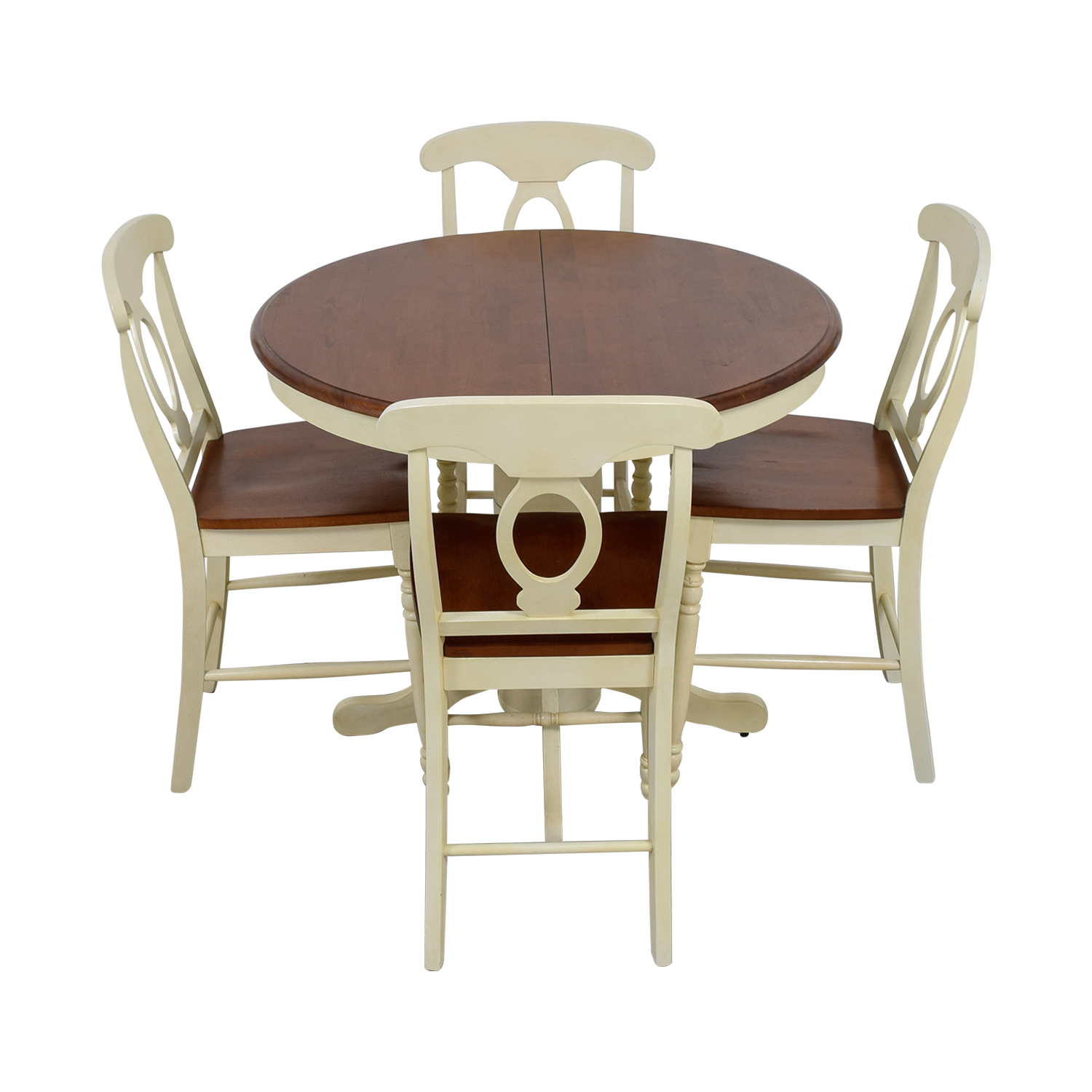 Raymour & Flanigan Raymour & Flanigan Kenton II Extendable Dining Set price