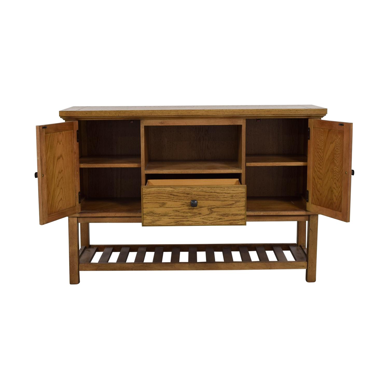 Legacy Classic Furniture Rustic Wood Credenza Legacy Classic Furniture