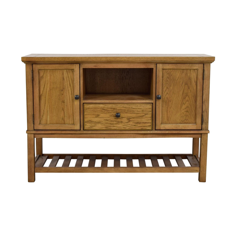 78 Off Legacy Classic Furniture Legacy Classic Furniture Rustic Wood Credenza Storage