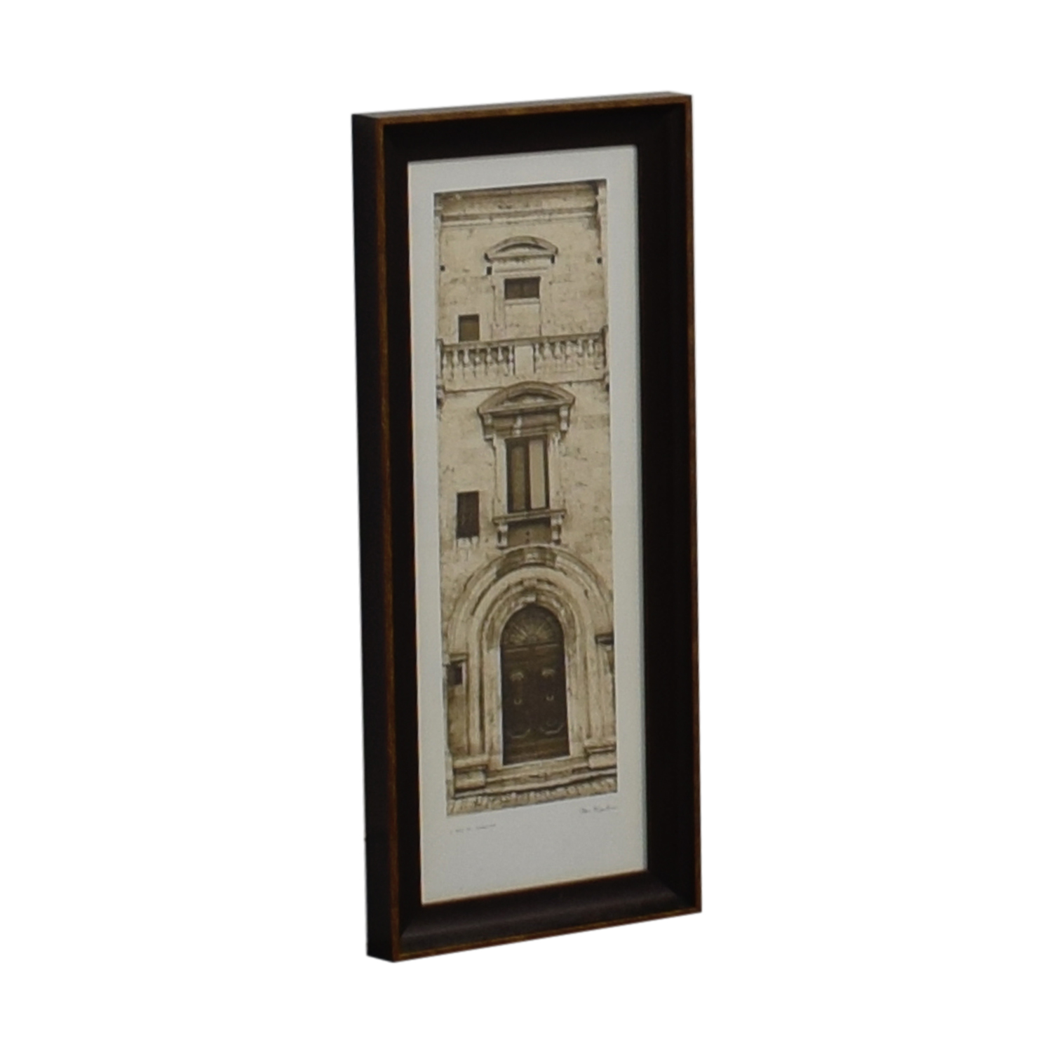 buy Alan Blaustein La Porta Villa Montepulciano Signed Framed Photograph  Decor