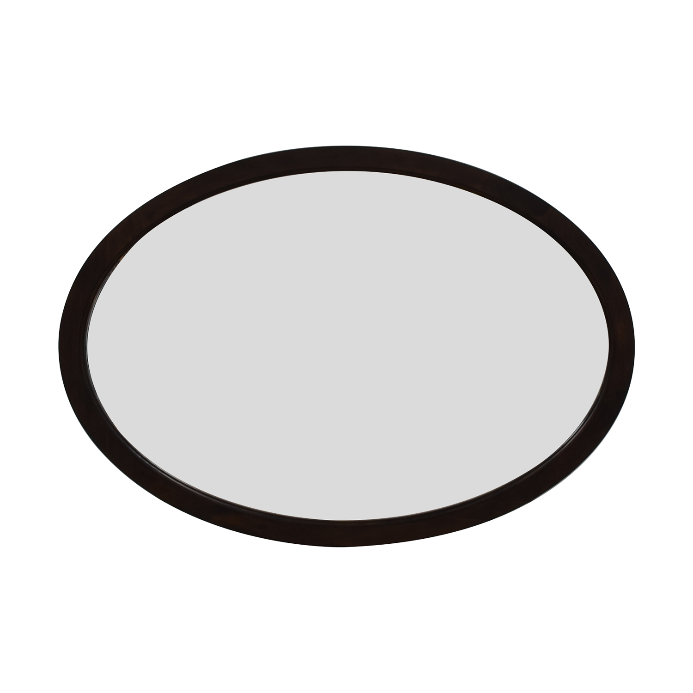 Raymour & Flanigan Raymour & Flanigan Oval Mirror price