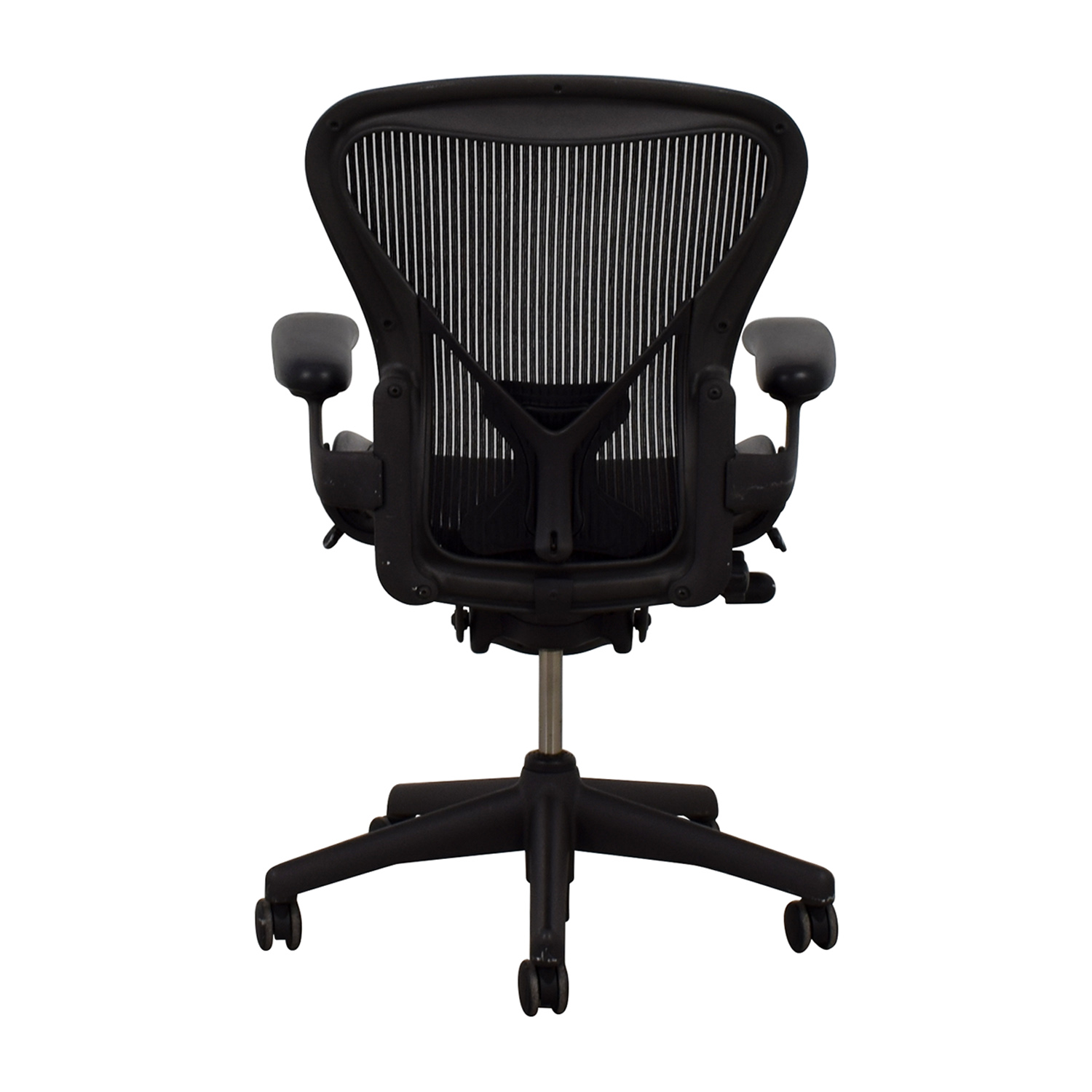 shop Herman Miller Aeron Black Chair Herman Miller Sofas