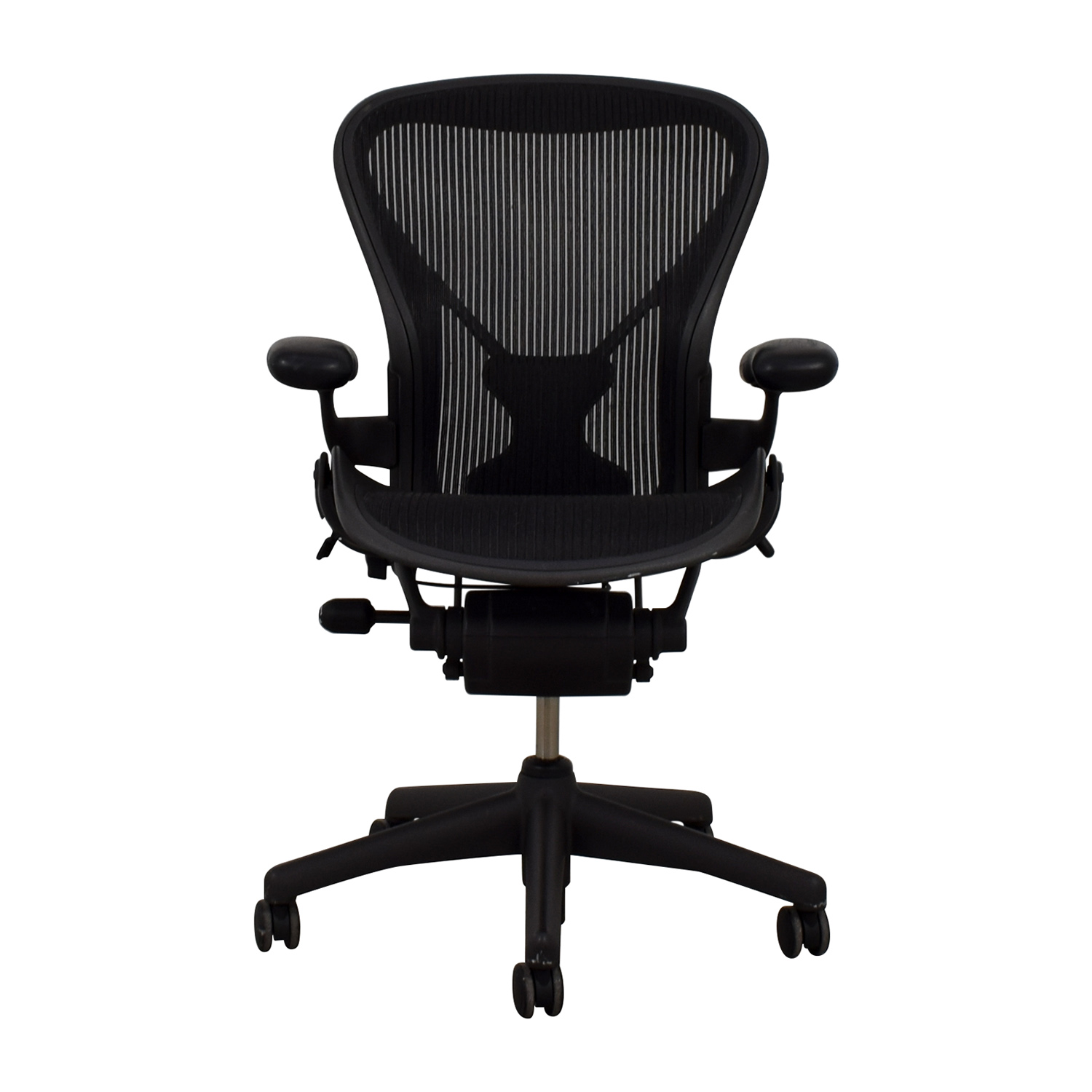 buy Herman Miller Herman Miller Aeron Black Chair online