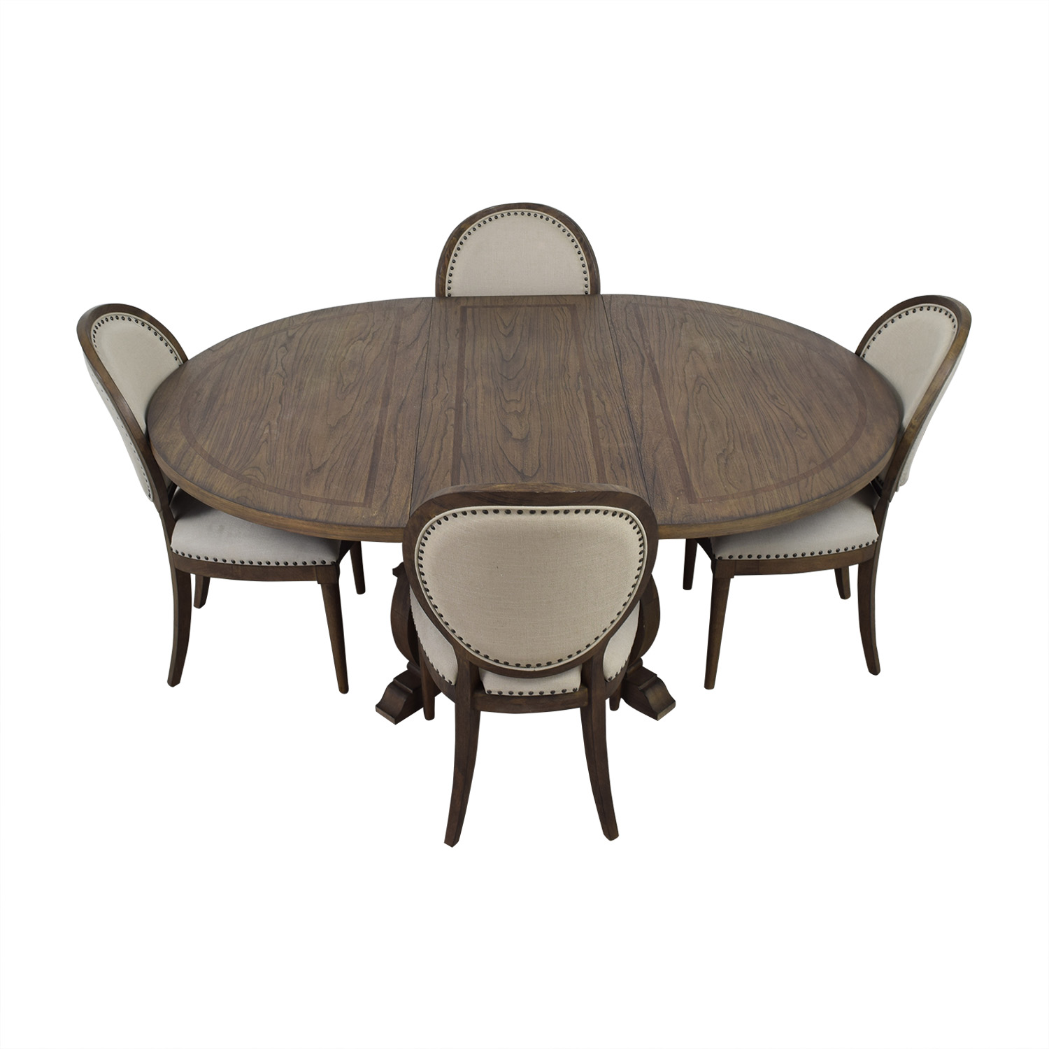 Restoration Hardware Restoration Hardware Extendable Dining Set price