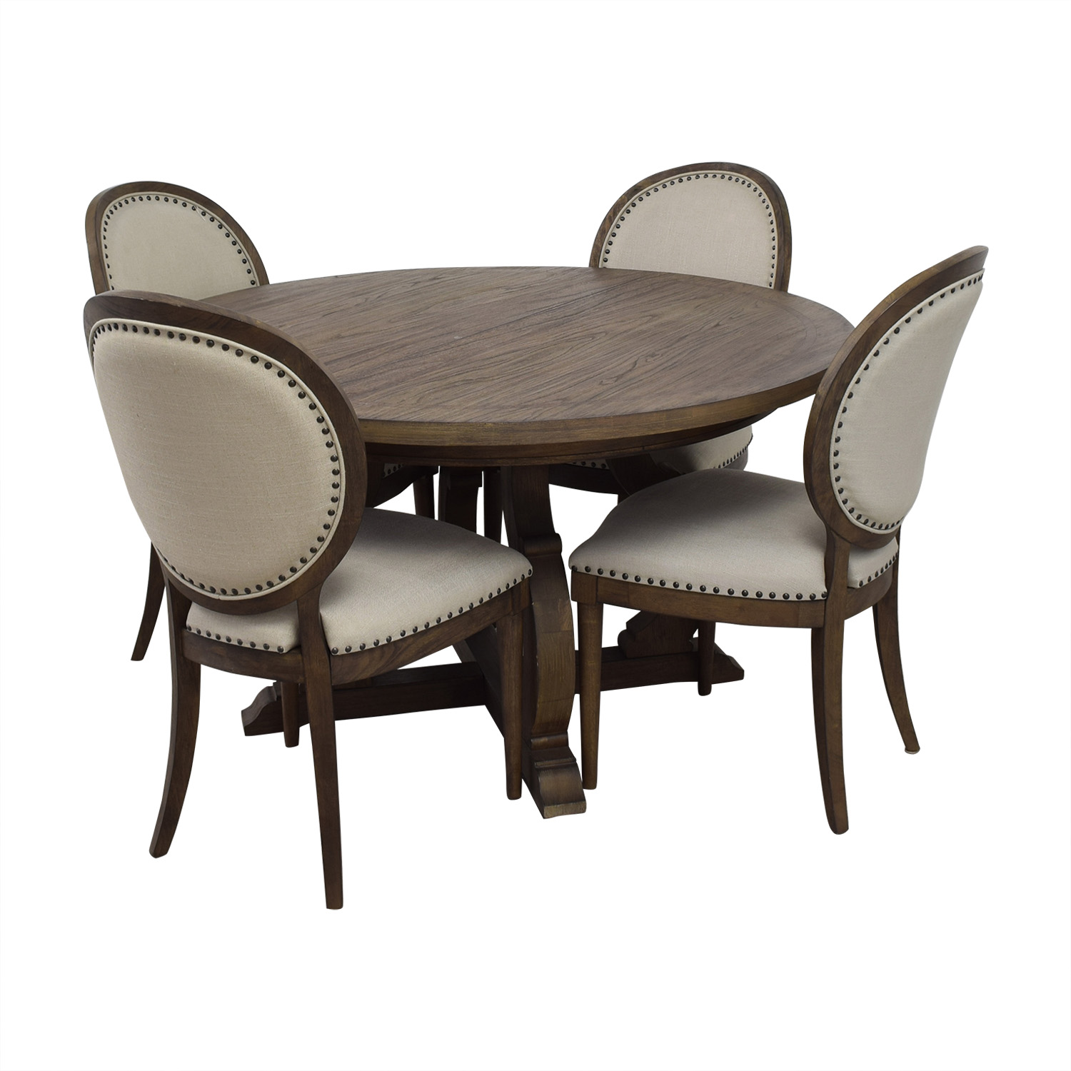 Restoration Hardware Extendable Dining Set / Tables