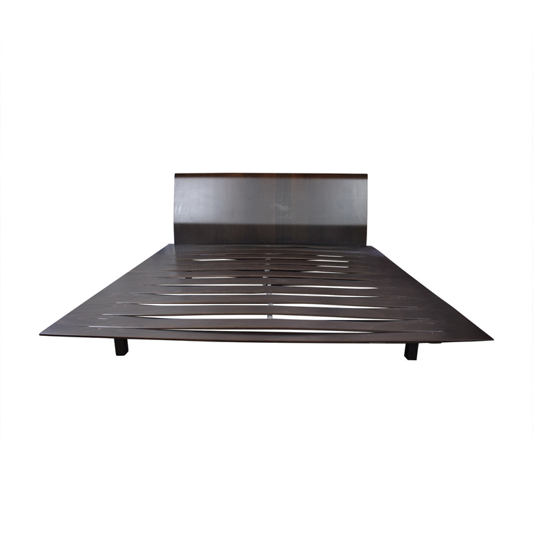 Design Within Reach Design Within Reach Leggero Platform Queen Bed Frame on sale