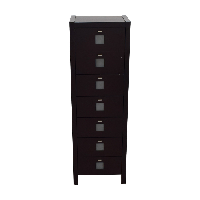 Moda Furniture Moda Furniture Riva Seven-Drawer Dresser nyc
