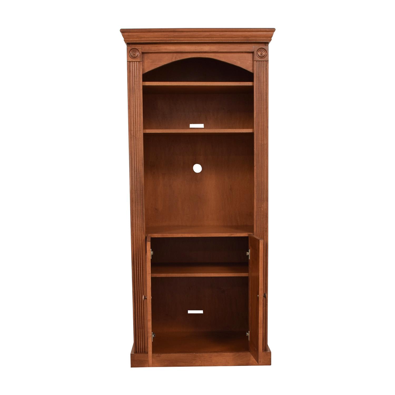 Gothic Cabinet Craft Gothic Cabinet Craft Custom Wood Bookshelf with Storage nj