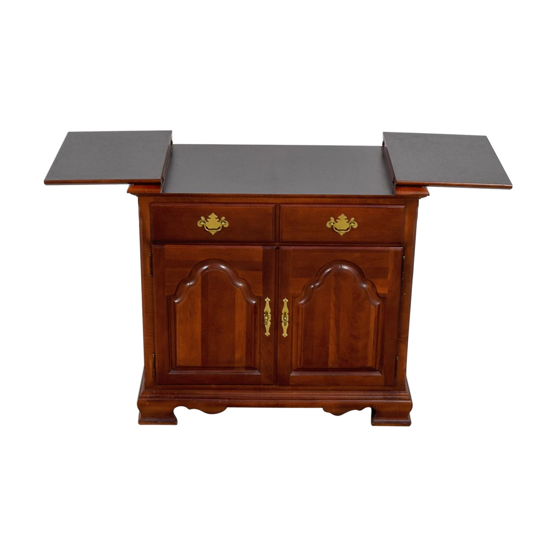 Stanley Furniture Dry Bar Server Or Cabinet