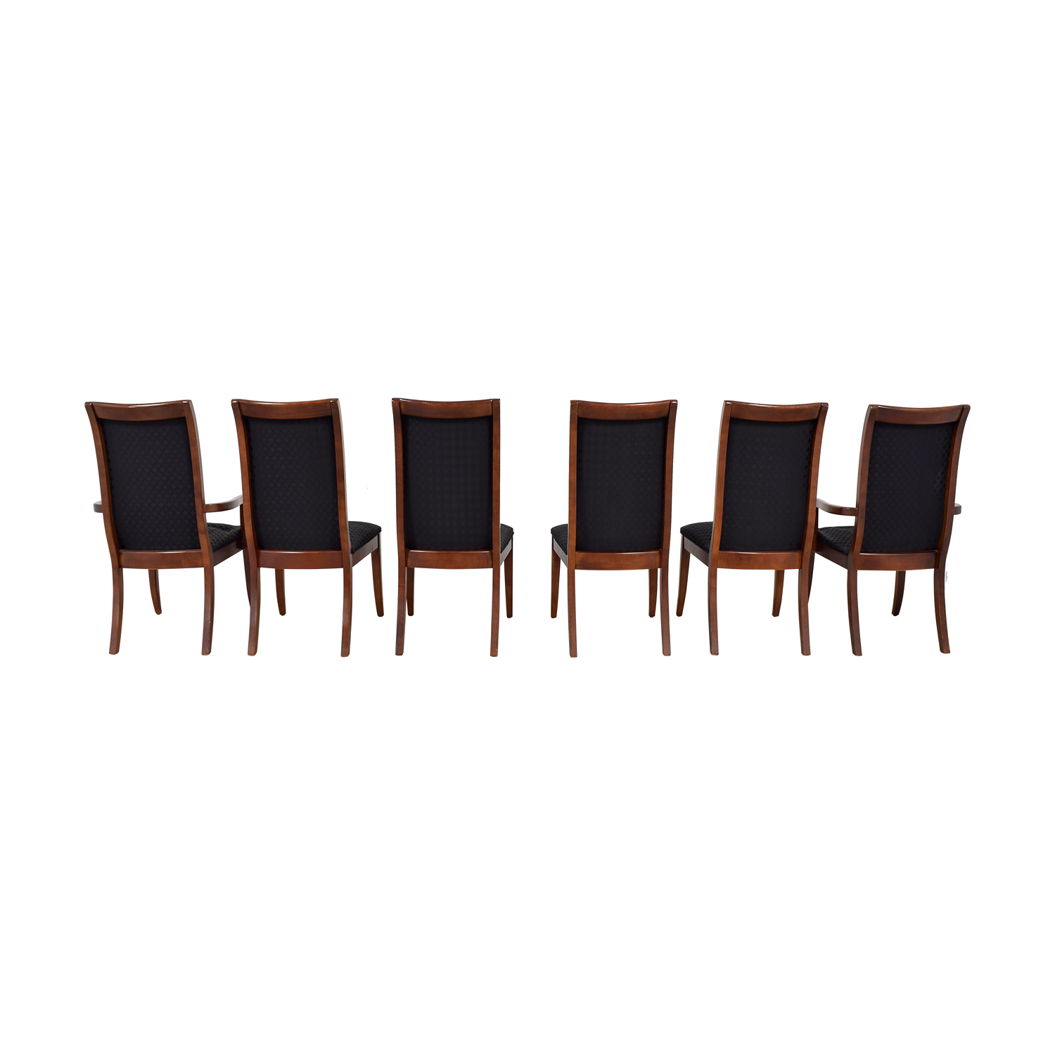 ... Stanley Furniture Stanley Furniture Brown Upholstered Dining Chairs  Dining Chairs ...