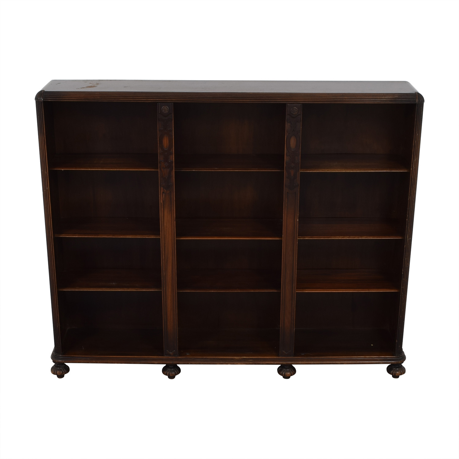 buy  Three Tiered Wood Book Case online