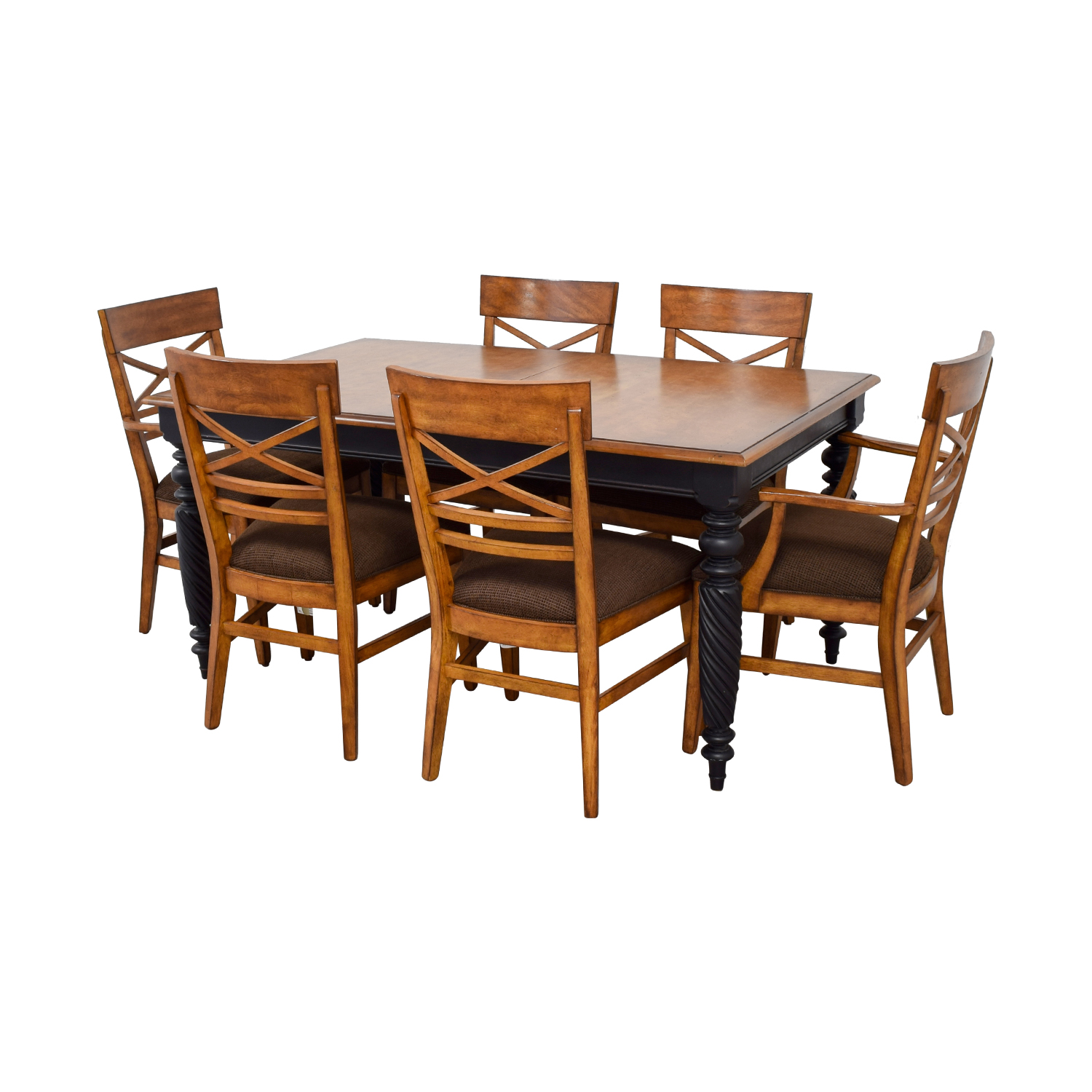 89 Off Ethan Allen Ethan Allen Livingston Dining Set