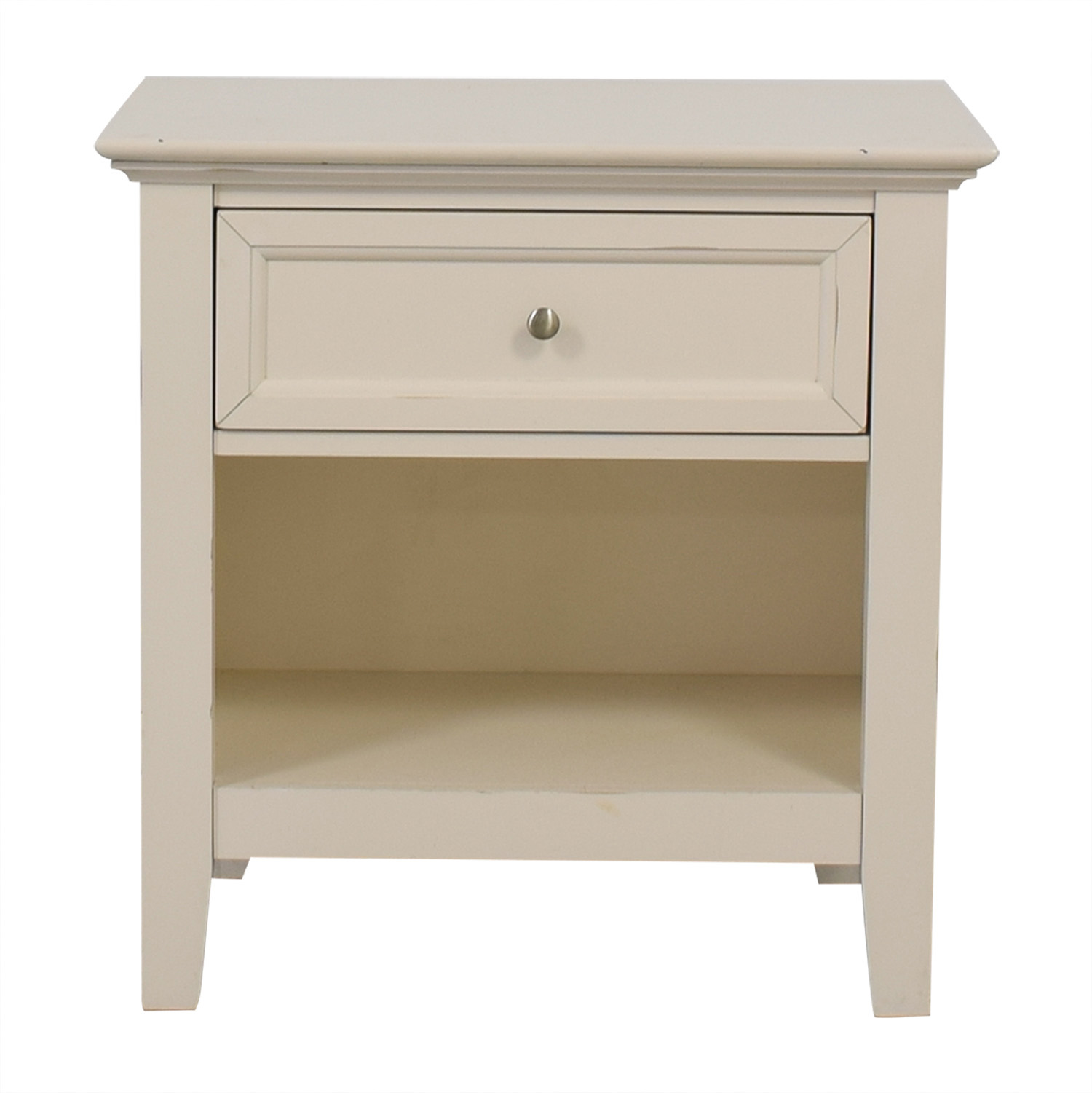 Macy's Macy's Sanibel Nightstand used