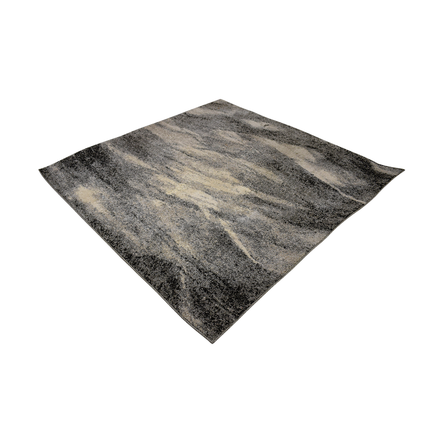 Safavieh Safavieh Grey White and Black Rug discount