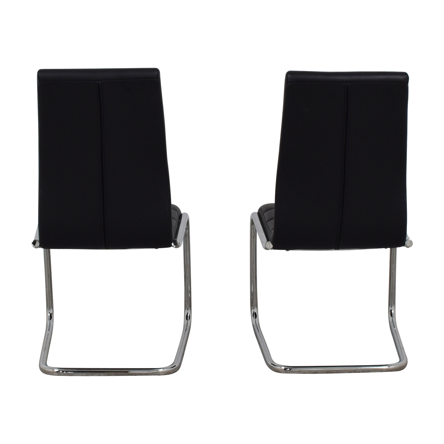 buy Casabianca Mae Black Side Chairs Casabianca Dining Chairs
