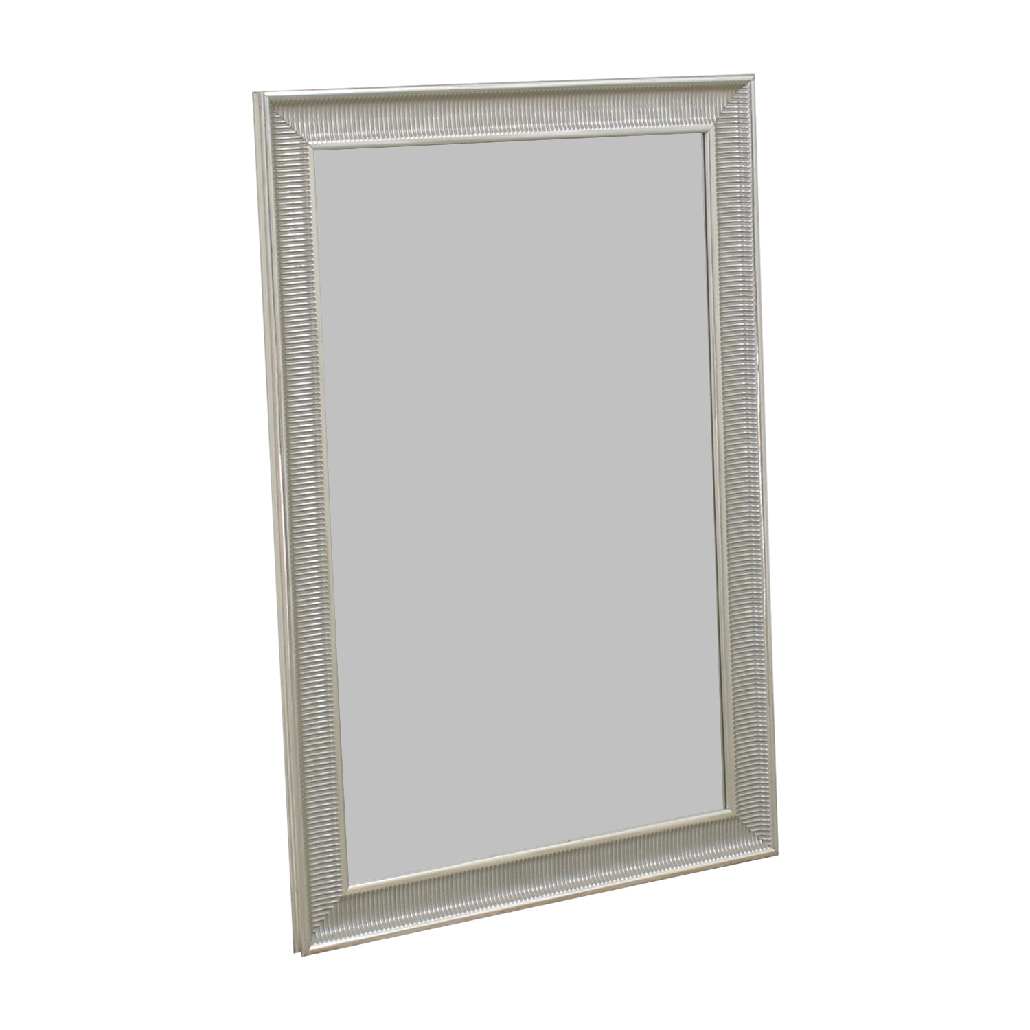 shop IKEA IKEA Songe Silver Framed Mirror online
