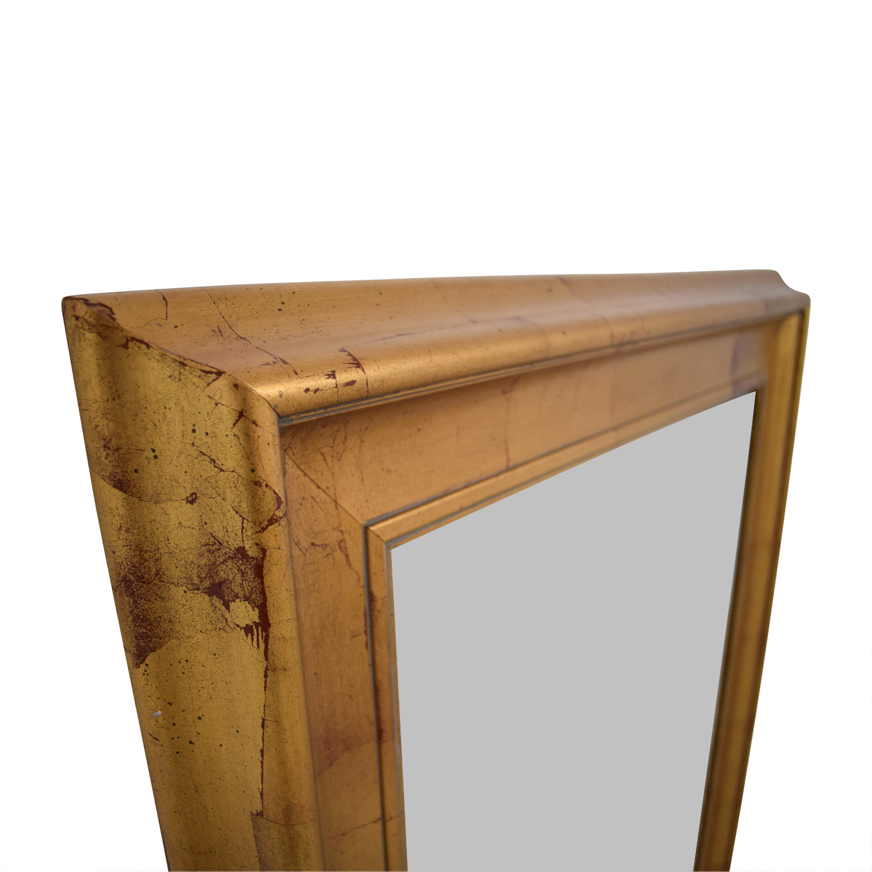 Gold Frames Mirror dimensions